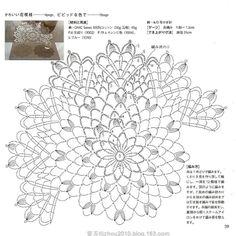 Rosette in White crochet doily diagram Mandala Au Crochet, Crochet Doily Diagram, Crochet Circles, Crochet Doily Patterns, Thread Crochet, Filet Crochet, Crochet Doilies, Crochet Flowers, Art Du Fil