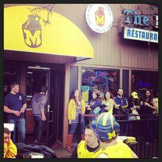 Brown Jug Restaurant - Ann Arbor - Michigan