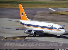 Tugela taxiing in after landing. - Photo taken at Johannesburg - OR Tambo International (Jan Smuts) (JNB / FAOR) in South Africa in Mid Luxury Jets, Passenger Aircraft, Commercial Aircraft, Cabin Design, Science And Nature, Airplanes, Vintage Posters, South Africa, Nostalgia