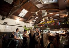 Vegetarian Food in Melbourne Brunswick Street, Cafe Restaurant, New Wave, Transformers, Melbourne, Vegetarian Recipes, Food And Drink, Bar, Daughters