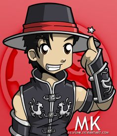 Mortal Kombat - Kung Lao by *desfunk on deviantART