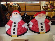 Cobre-Bolos de Papai Noel