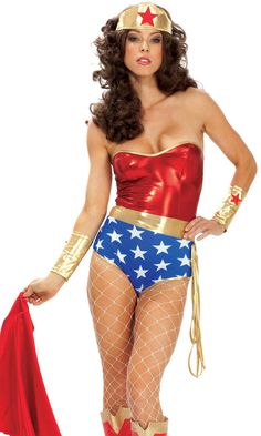 sexy lasso woman costume wonder Adult