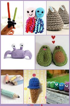 This page is full of free amigurumi crochet patterns perfect for beginners. You are going to love these easy amigurumi patterns of all varieties. Quick Crochet, All Free Crochet, Knit Crochet, Crochet Hats, Beginner Crochet Projects, Knitting Projects, Easy Amigurumi Pattern, Crocheting, Little Girls