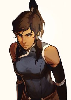 Korra is the current incarnation of the Avatar and immediate successor of Avatar Aang. Born and raised in the Southern Water Tribe, where she mastered waterbending, earthbending, and firebending, she later relocated to Republic City to attain a similar proficiency with airbending under the tutelage and guidance of Tenzin as well as overcome her aversion to the spiritual aspects of the bending arts. With the assistance of Aang's spirit, Korra gained the ability to energybend and after…