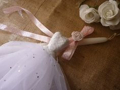 White Ballerina tutu Hi friends, We would like to share with you today our new design for Easter candles A p. Ballerina Tutu, Craft Business, Handmade Design, Paper Mache, Irene, Easter, Ballet, Etsy Shop, Candles