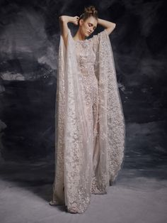Krikor Jabotian 2020 Spring Evening Collection – The FashionBrides Luxe Wedding, Black Tie Wedding, Luxury Wedding Dress, Wedding Dresses, Haute Couture Gowns, Couture Fashion, Krikor Jabotian, Petite Outfits, Beautiful Gowns