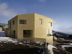 Logements Corsy by Local architecture, Switzerland 2010