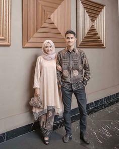 Open p.o batik couple . Kebaya Muslim, Batik Muslim, Kebaya Modern Hijab, Kebaya Hijab, Batik Kebaya, Kebaya Dress, Batik Dress, Muslim Dress, Hijab Dress