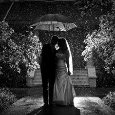 Rainy Wedding <3