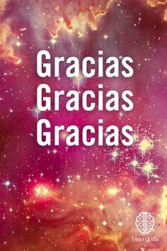 La Gratitud atrae más cosas bellas a tu vida. Siente gratitud por todo.                    Life Hacks
