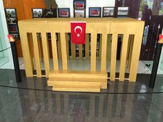 10 Kasım Atatürk'ü anma haftası ile ilgili Anıtkabir çalışması. Strafordan yapılmıştır. İçine led ışıklandırma yapılmıştır.