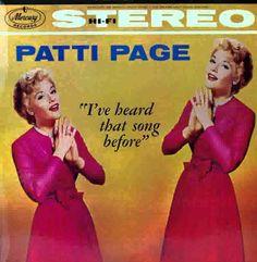 Patti Page - Melody of Love Patti Page, Ronald Mcdonald, Songs, Music, Youtube, Pop, Musica, Musik, Popular
