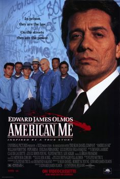 American Me 11x17 Movie Poster (1992)