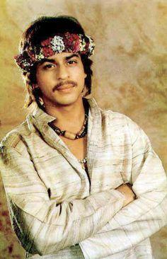 Shah Rukh Khan as Gopal Mayur in movie English Babu Desi Mem (1996)