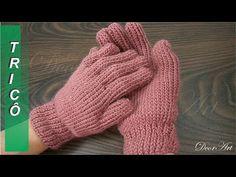 Crochet Cross, Knit Crochet, Free Knitting, Baby Knitting, Crochet Baby Sweaters, Mittens Pattern, Crochet Gloves, Mitten Gloves, Knitting Designs