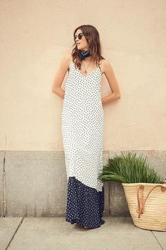 *** Anine Bing Samara Maxi Dress - XS