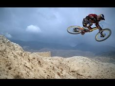 Darren Berrecloth Backcountry MTB 360 - Ultra Slow Motion