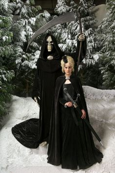 Susan and Death