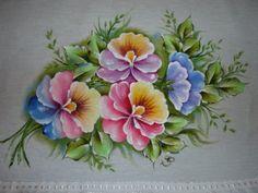 pintura de amor perfeito em tecido - Resultados Yahoo Search da busca de imagens