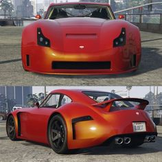 Best Cars to Customize in GTA 5 Online Bravado Verlierer