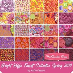 Kaffe Fassett Collective Westminster 20 pieces 6 Strips Cool FB6DSGP.COOLX Fall 2013