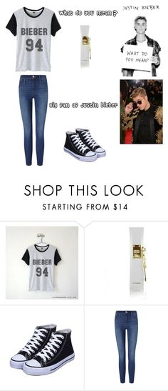 """""""Justin bieber fan!!!"""" by coolgirl2004 ❤ liked on Polyvore featuring косметика, Justin Bieber и Frame Denim"""