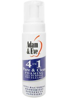 Buy Adam And Eve 4 In 1 Pure And Clean Misting All Purpose Toy Cleaner 8 Ounce online cheap. SALE! $12.99