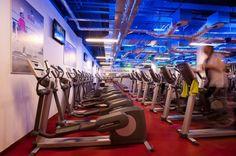 Wnętrze. Treadmill, Stationary, Gym Equipment, Bike, Bicycle, Treadmills, Bicycles, Workout Equipment