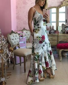 Simple Dresses, Elegant Dresses, Vintage Dresses, Casual Dresses, Summer Dresses, African Fashion Dresses, Fashion Outfits, Wendy Dress, Fashion Sewing