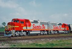 RailPictures.Net Photo: ATSF 156 Atchison, Topeka & Santa Fe (ATSF) EMD GP60M at London, Ontario, Canada by Roger Lalonde