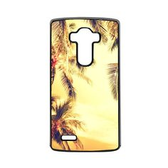 LG Case Summer Vacay Palm Trees LG G3 Case LG G4 Case Phone Case lg phone case g4 case g3 case Phone Cover summer phone case palm tree phone by casematicus. Explore more products on http://casematicus.etsy.com