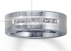 Men's Diamond Band 1/4 ct $599