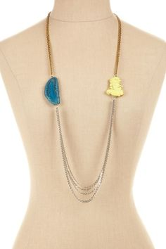 Oia Jules  Cypress Necklace