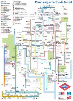 Image issue du site Web http://fr.redtransporte.com/img/transporte/madrid/metro-madrid/plano-metro-madrid.jpg