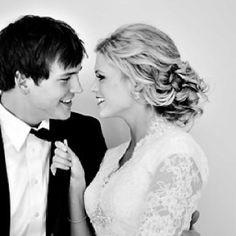 bridesmaid-Wedding hair :)