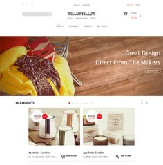 This interior design and furniture WordPress theme includes a responsive layout, WooCommerce support, a Bootstrap framework, SEO-friendly code, live customization, cross-browser compatibility, a clean design, and more.