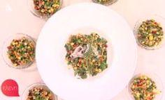 #Γαύρος #μαρινάτος & #Σαλάτα #οσπρίων #eleni #ελενη #ΠέτροςΣυρίγος Decorative Plates, Cooking, Home Decor, Kitchen, Decoration Home, Room Decor, Interior Decorating, Cuisine