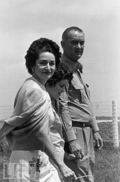 mrs lbj - Lady Bird Johnson - wife of President Lyndon Johnson