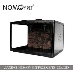 NameABS reptile assembly, packaging volume to save transportation costs. Front side adopts tempered glass, acrylic on both sides, the use of pearl cotton packaging, security and stable.