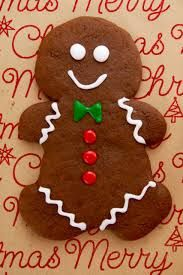 GIANT Single-Serving Christmas Cookies - Gemma's Bigger Bolder Baking - GIANT single serving Gingerbread Man Cookie The Effective Pictures We Offer You About Cookies decor - Best Christmas Cookie Recipe, Holiday Cookie Recipes, Holiday Cookies, Christmas Treats, Christmas Baking, Christmas Recipes, Christmas Foods, Christmas Cakes, Christmas Gingerbread