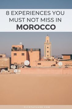 The best things to do in Morocco, Marrakech, the Blue City Chefchaouen, Tangier, Fez, Casablanca - #Morocco #moroccotravel #visitmorocco | Morocco Instagram | what to do in Morocco | Moroccp travel guide | Morocco travel tips | Morocco travel destinations | Morocco travel itinerary | where to go in Morocco | Places to visit in Morocco | Marrakech travel guide | Morocco travel inspiration | things to do in Marrakech