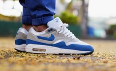 Nike Air Max 1 QS - OG Blue (by msgt16)