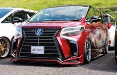 Toyota Alphard, Minivan, Dream Cars, Honda, Target, Vans, Sporty, Vehicles, Cute Cars