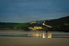 Colourful Mawgan Porth