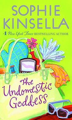 I love Sophie Kinsella. Her books are hilarious and keep me turning pages cover to cover!