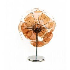 Amari Table Lamp in Orange