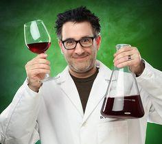 Lab Week 2015 - Lab Week Gift Ideas - Medical Laboratory Professionals Week - ASCP - NSH - Pathology Lab Solutions -- Erlenmeyer Flask Spirit Decanter | ThinkGeek