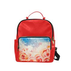 Roses legging Campus backpack/Small (Model 1650)