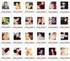 資生堂/2015元旦企業広告 「50 selfies of Lady Gaga」 第35回 新聞広告賞広告主部門 新聞広告大賞 C+企画:仲畑貴志